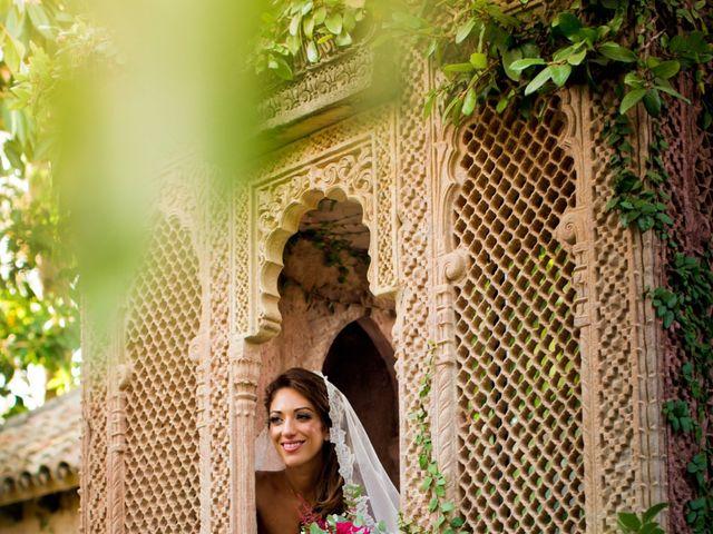 La boda de David y Danae en Marbella, Málaga 38