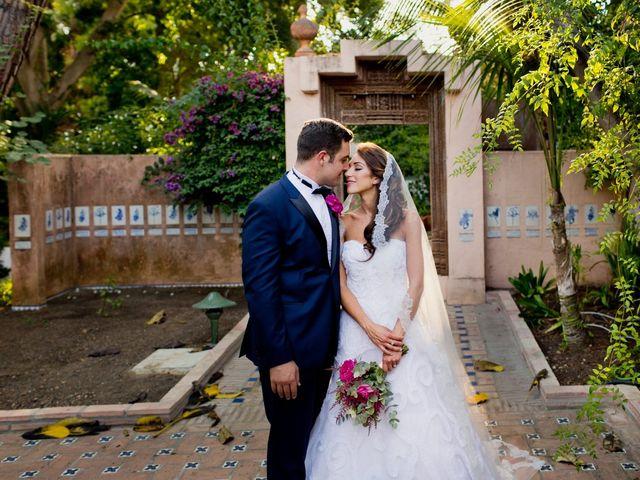 La boda de David y Danae en Marbella, Málaga 40