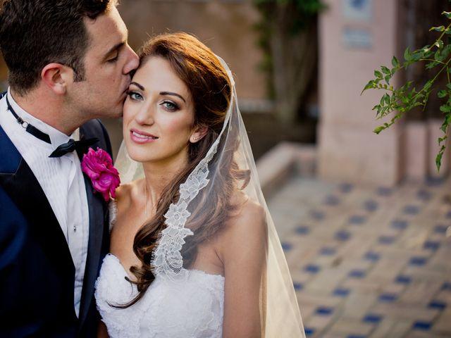 La boda de David y Danae en Marbella, Málaga 41