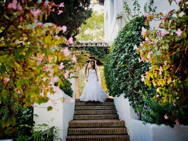 La boda de David y Danae en Marbella, Málaga 43