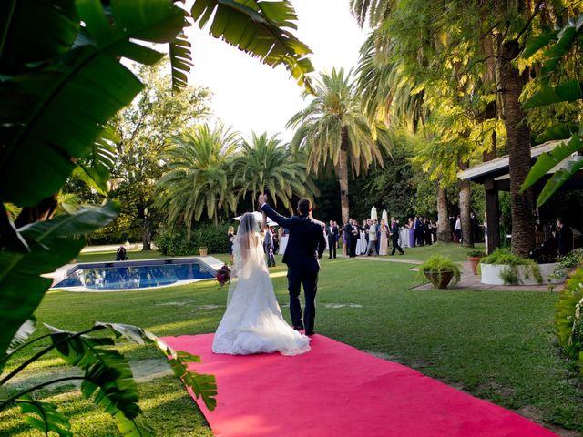 La boda de David y Danae en Marbella, Málaga 45