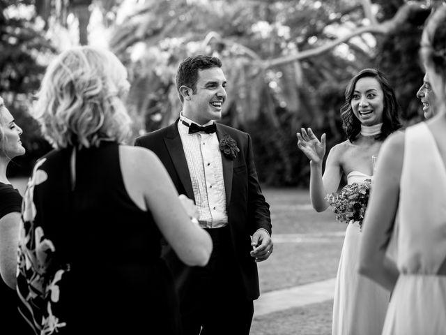 La boda de David y Danae en Marbella, Málaga 47