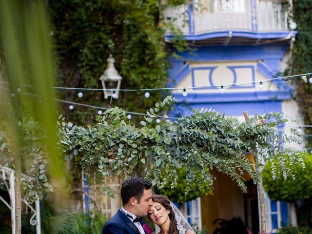 La boda de David y Danae en Marbella, Málaga 48
