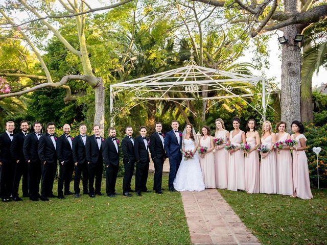 La boda de David y Danae en Marbella, Málaga 50