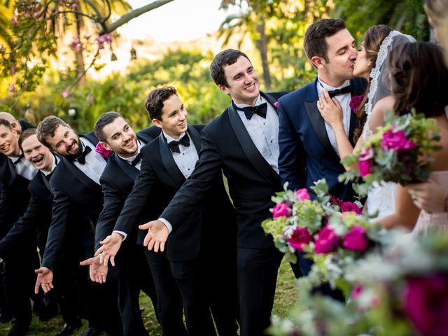 La boda de David y Danae en Marbella, Málaga 51