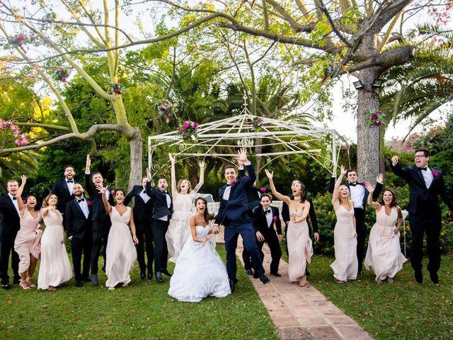 La boda de David y Danae en Marbella, Málaga 53