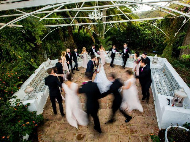 La boda de David y Danae en Marbella, Málaga 2