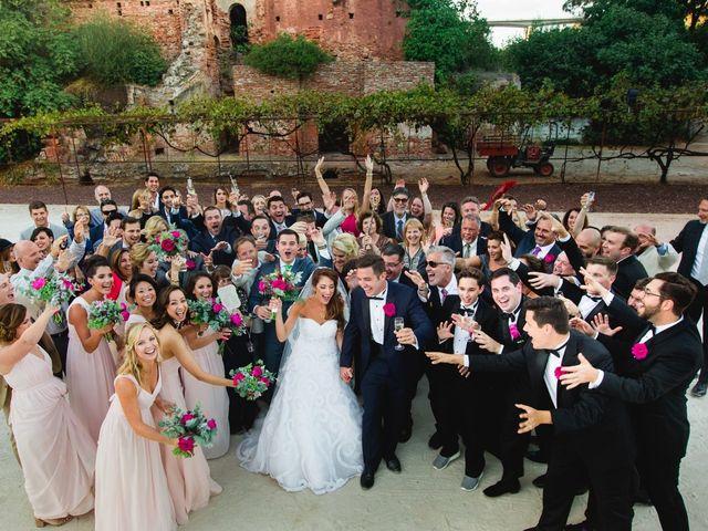La boda de David y Danae en Marbella, Málaga 56