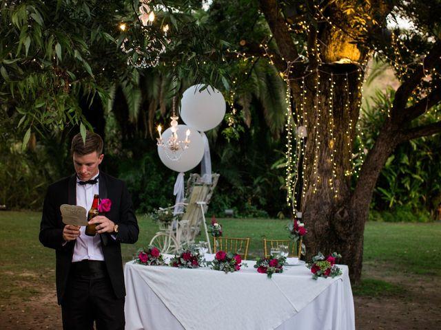 La boda de David y Danae en Marbella, Málaga 59
