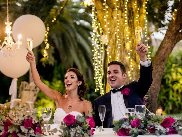 La boda de David y Danae en Marbella, Málaga 62