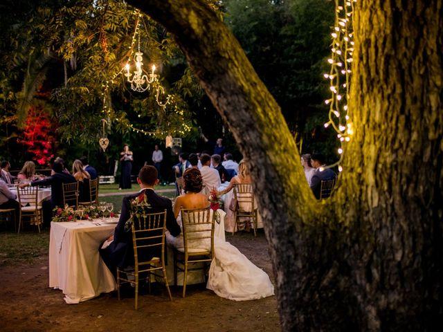 La boda de David y Danae en Marbella, Málaga 67