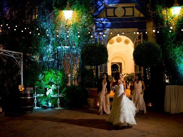La boda de David y Danae en Marbella, Málaga 71
