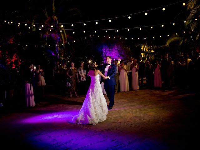 La boda de David y Danae en Marbella, Málaga 75