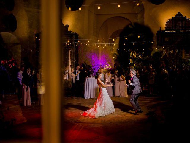 La boda de David y Danae en Marbella, Málaga 77