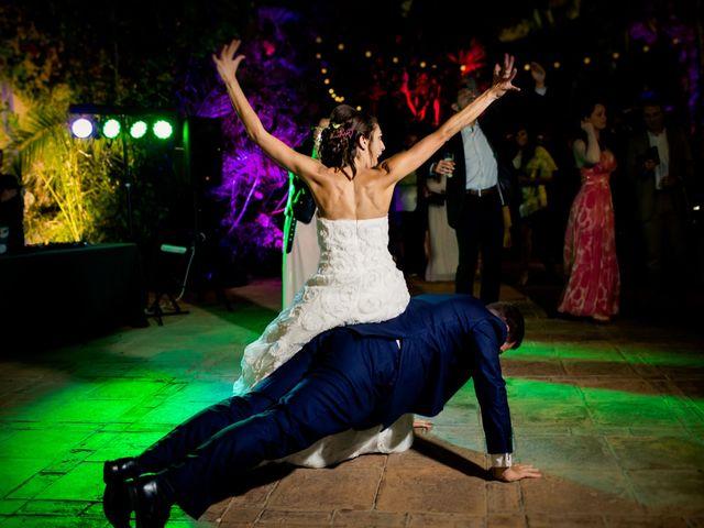 La boda de David y Danae en Marbella, Málaga 79