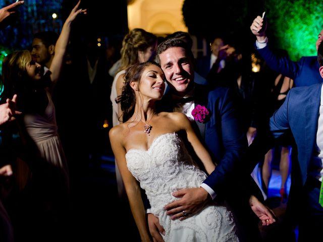 La boda de David y Danae en Marbella, Málaga 80