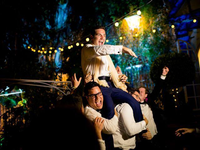 La boda de David y Danae en Marbella, Málaga 83