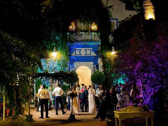 La boda de David y Danae en Marbella, Málaga 84