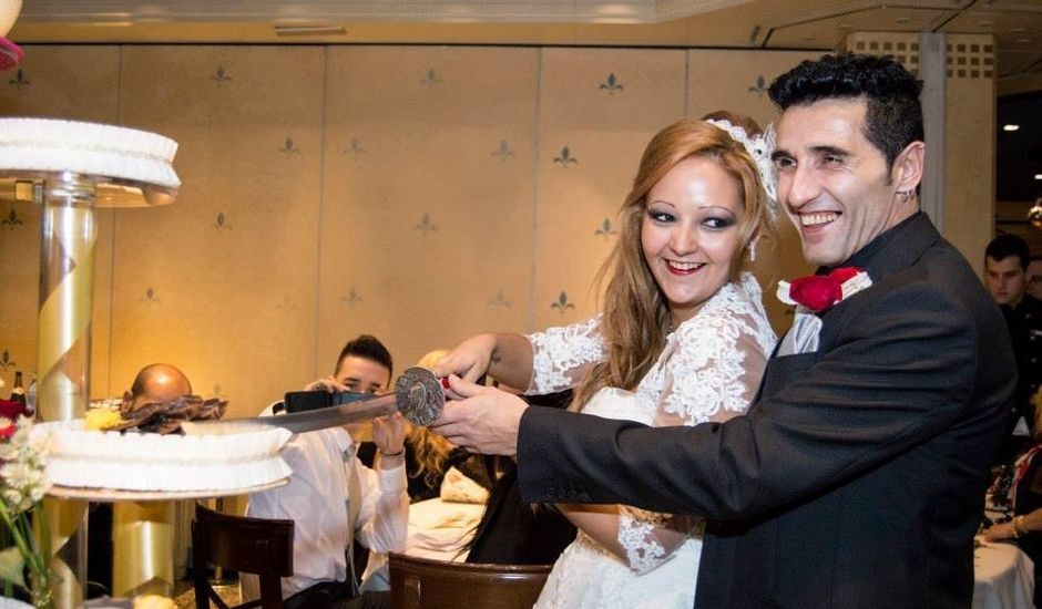La boda de Sergio y Sara en Zaragoza, Zaragoza