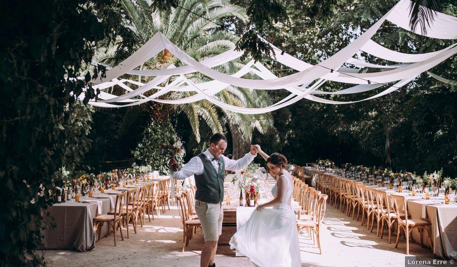 La boda de Guille y Sonia en Alginet, Valencia