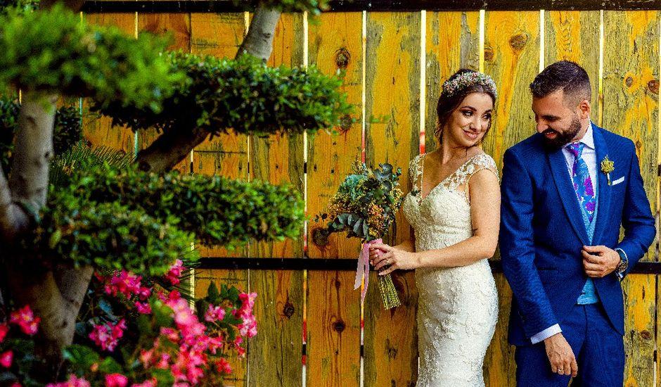 La boda de Adrian  y Cristina en Illescas, Toledo