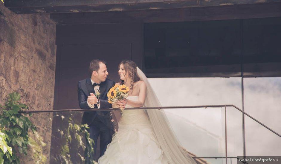 La boda de Antonio y Yolanda en Santa Maria De Mave, Palencia
