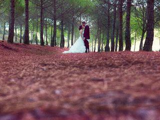 La boda de Jenny y Sebas  1