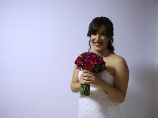 La boda de Alba  y Miguel Ángel 2