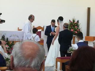La boda de Cathaysa  y Nelson  2