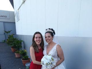 La boda de Cathaysa  y Nelson  3