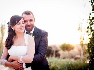 La boda de Judith y Alberto