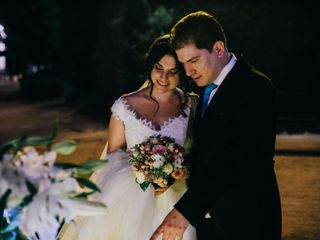 La boda de Chio y Alberto