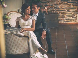 La boda de Tania y Casar