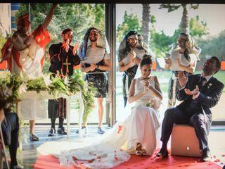 La boda de María y Ivan