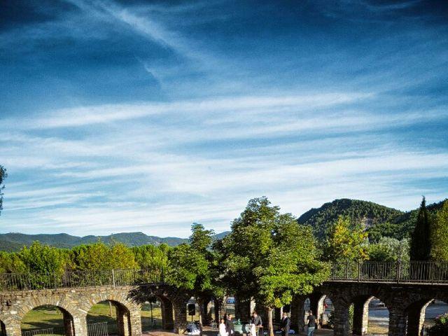 La boda de Sebas  y Jenny en Morillo De Tou, Huesca 3
