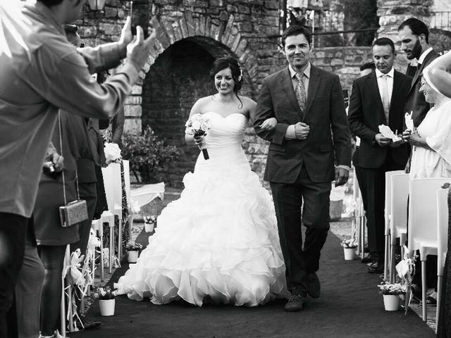 La boda de Sebas  y Jenny en Morillo De Tou, Huesca 10