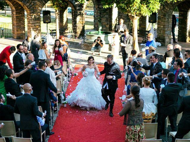 La boda de Sebas  y Jenny en Morillo De Tou, Huesca 13