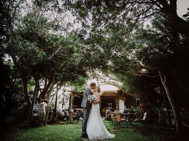 La boda de Varinia y Fran