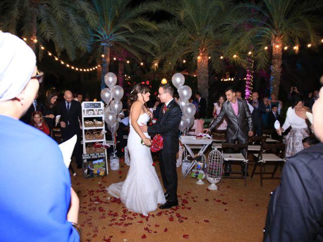 La boda de Miguel Ángel y Alba  en Castelló/castellón De La Plana, Castellón 8