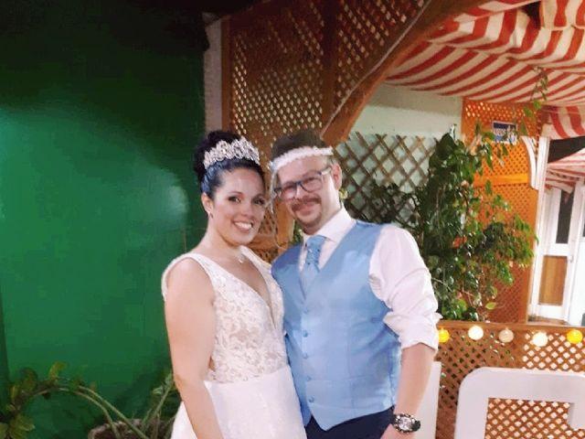 La boda de Nelson  y Cathaysa  en Las Palmas De Gran Canaria, Las Palmas 5