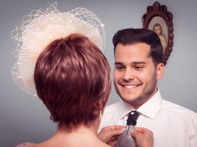 La boda de Javier y Sandra en Villena, Alicante 4
