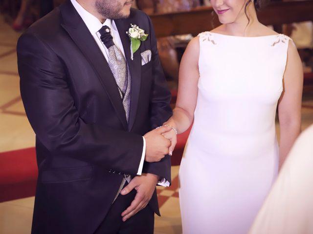 La boda de Javier y Sandra en Villena, Alicante 15