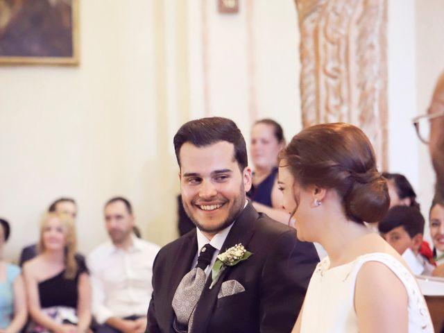 La boda de Javier y Sandra en Villena, Alicante 16