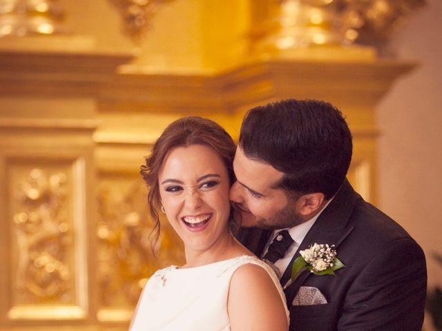 La boda de Javier y Sandra en Villena, Alicante 17
