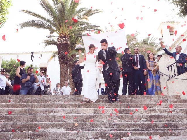 La boda de Javier y Sandra en Villena, Alicante 20