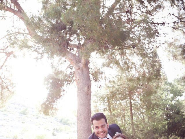 La boda de Javier y Sandra en Villena, Alicante 23