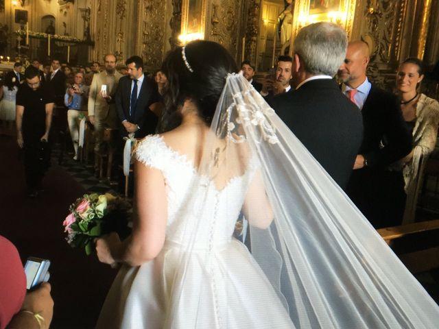La boda de Alberto y Chio en Granada, Granada 1