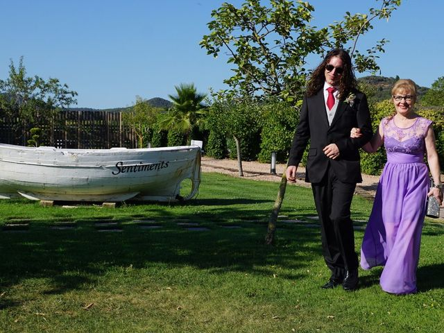 La boda de Daniel y Vanesa en Blanes, Girona 9