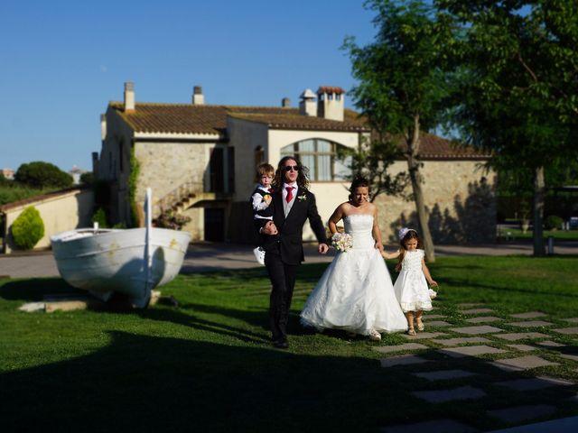 La boda de Daniel y Vanesa en Blanes, Girona 14