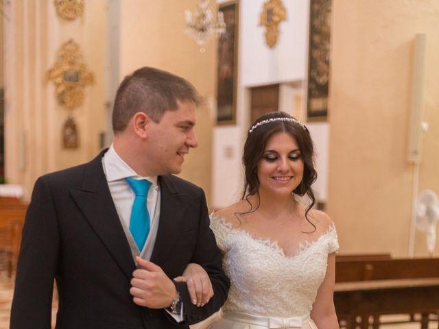 La boda de Alberto y Chio en Granada, Granada 7
